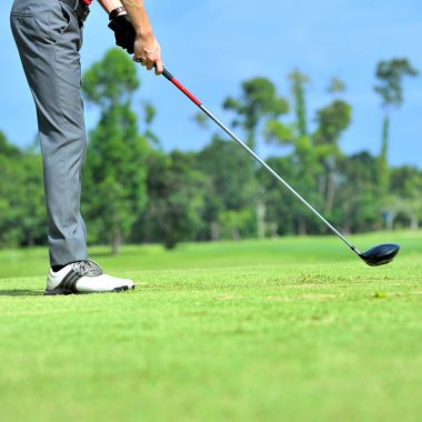9月 山梨ゴルフ