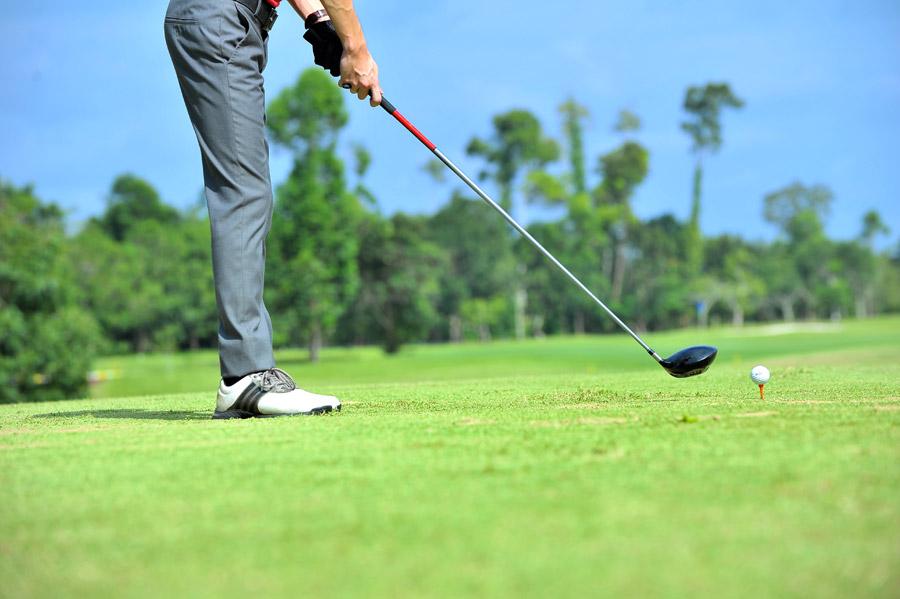 10月 ゴルフコンペ