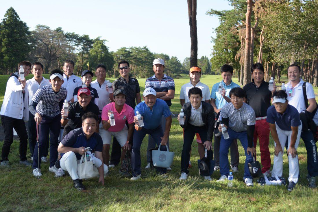 第4回 ゴルフコンペ