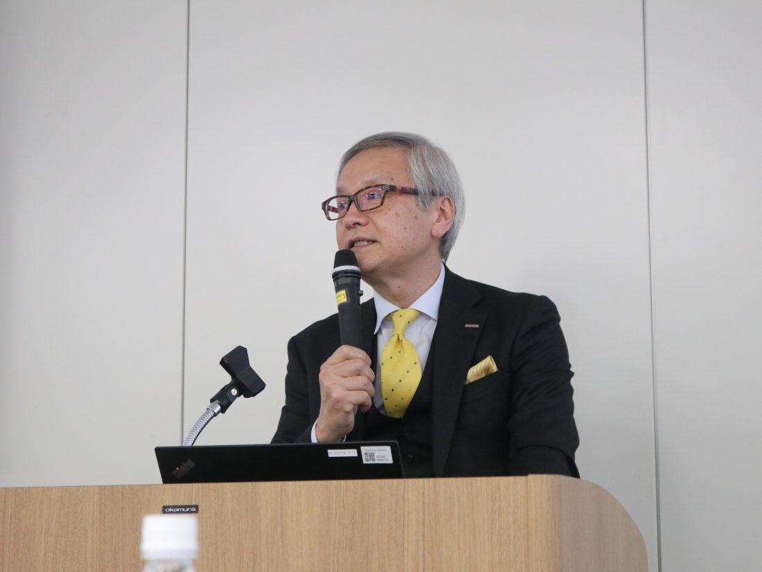 11月 大倉社長を囲む会【満員御礼】
