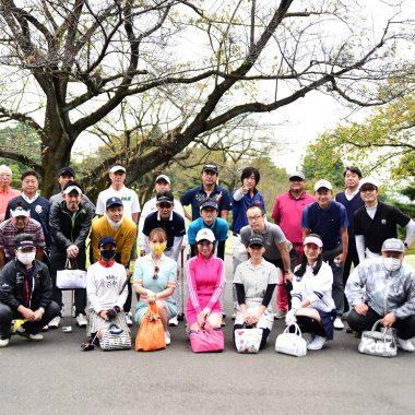 10月 秋季ゴルフコンぺ