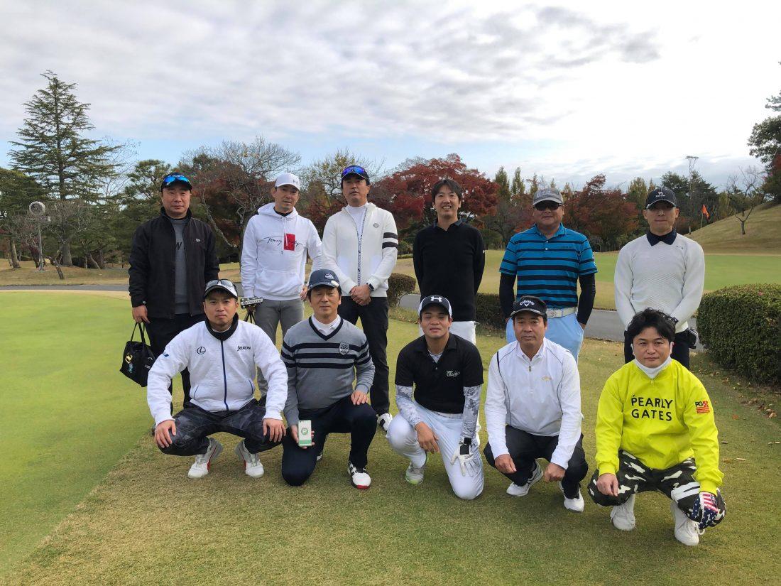 新春ゴルフ月例会