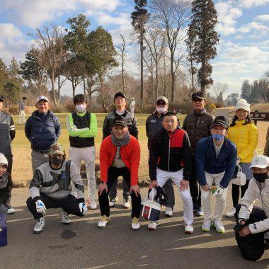 1月 新春ゴルフ月例会