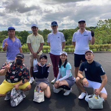 11月 ゴルフ部へたっぴ会