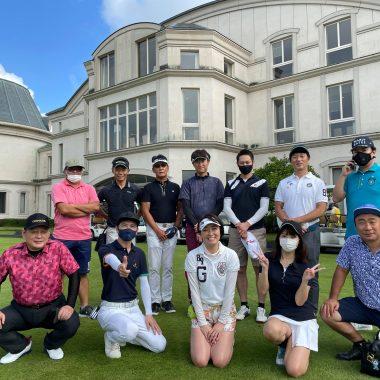 9月 第12回ゴルフ月例会
